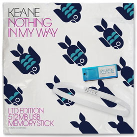 Keane USB flash drive