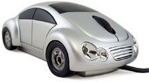 Volkswagon USB Street Mouse