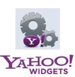 u3 yahoo widgets