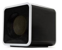 evolve speaker cube