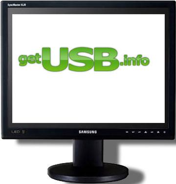 940ux samsung usb monitor