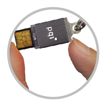 pqi flash drive