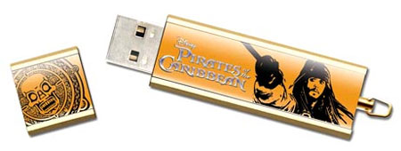 Pirates of the Caribbean USB flash drive