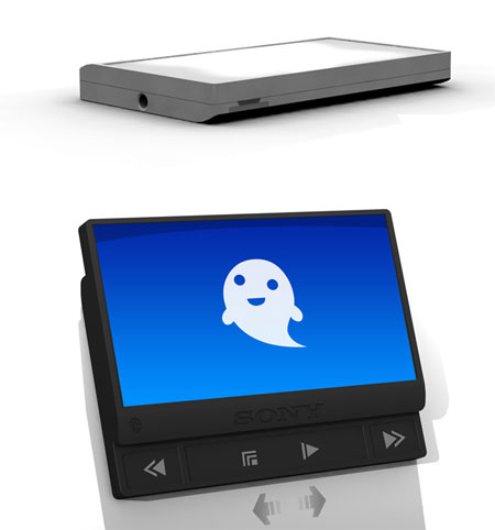 usb concept video player