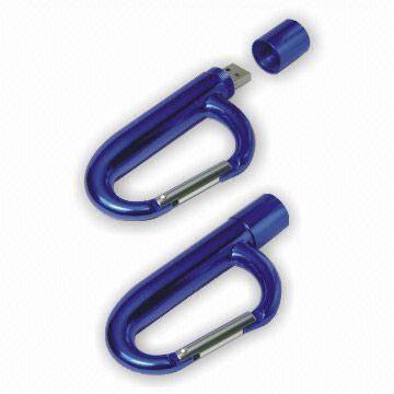 usb karabiner clip