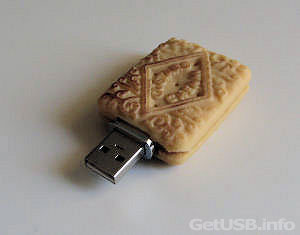 usb biscuit