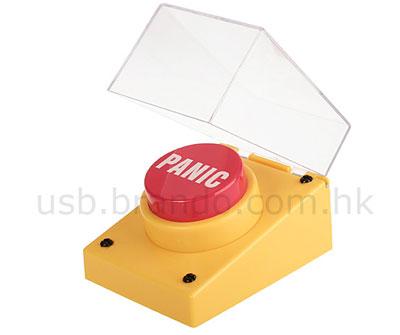 usb stress button