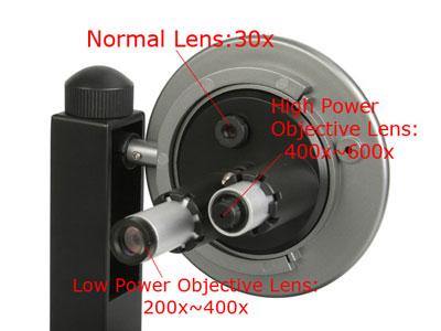 usb hub microscope