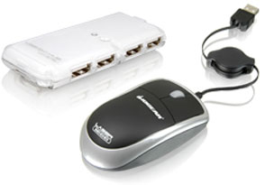iogear usb travel kit