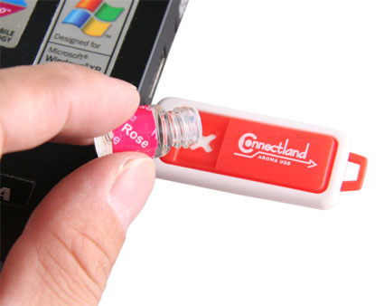 usb fragrance drive