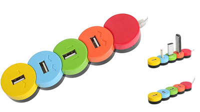 chromatic usb hub