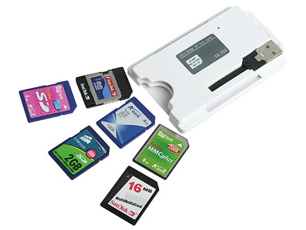 company badge card reader