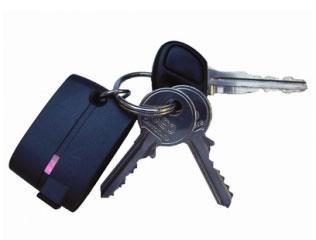 gps freedom keychain