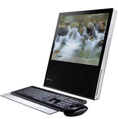 gateway one flat pc