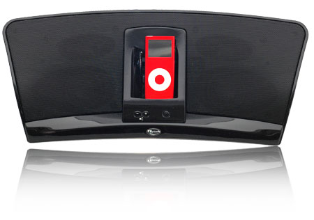 Usb Powered Gadgets And More Review Igroove Hg Ipod Speaker System From Klipsch