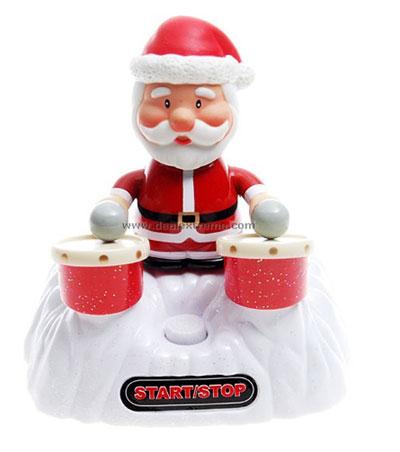 usb santa drummer