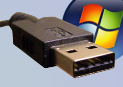 usb problems with vista