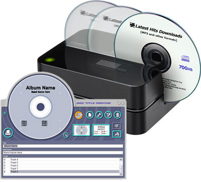 casio USB cd printer