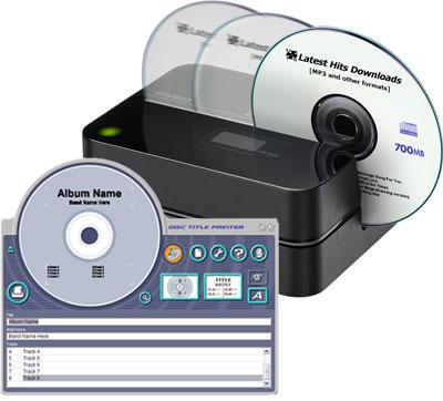 casio USB cd printer