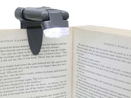 usb clip light
