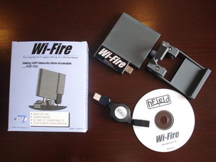 wi-fire open box