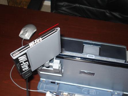 wi-fire desk