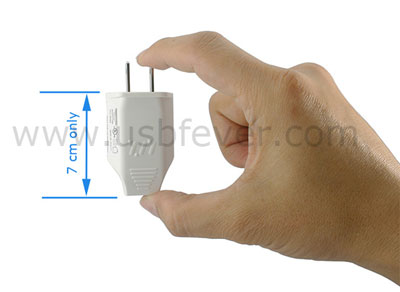 smallest usb charger