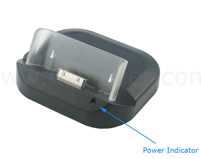 iphone power cradle