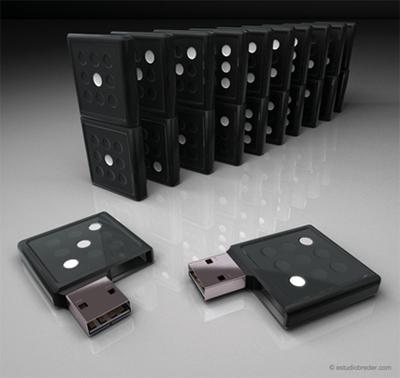 usb domino